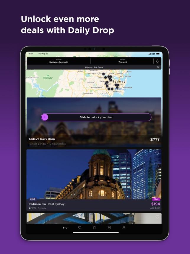 Hoteltonight Hotel Deals On The App Store