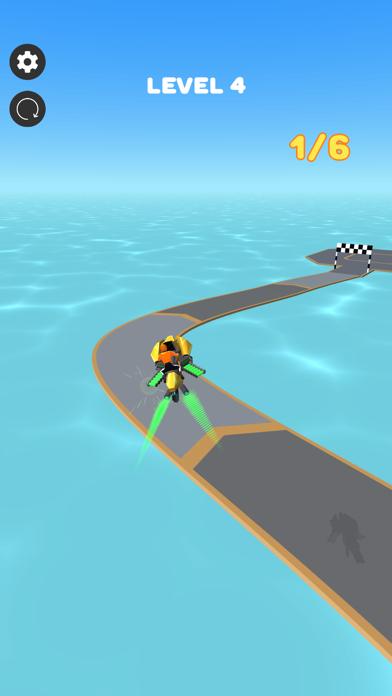 Portal Runner 3D screenshot 2