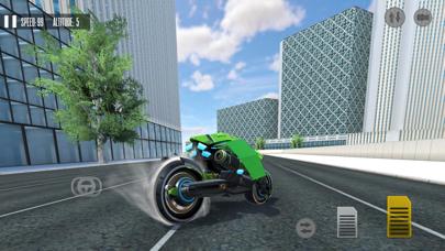 フライングバイクパイロットシミュレータのおすすめ画像2