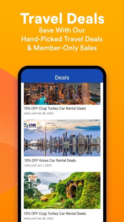 QEEQ Car Rental -  Rental Cars screenshot-8