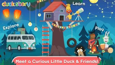 Duck Story World screenshot 1