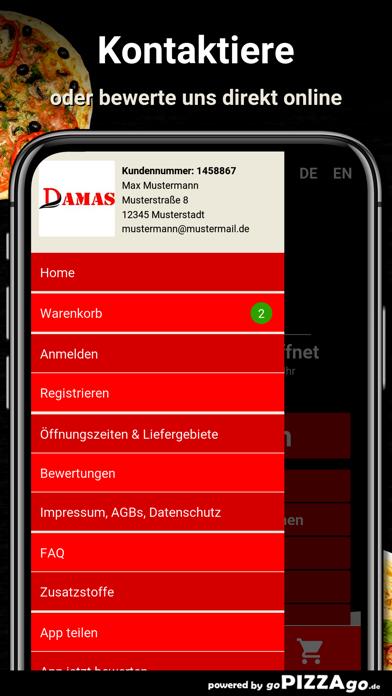 Damas Grill Saarbrücken screenshot 3