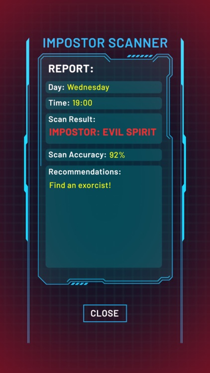 Impostor Scanner screenshot-4
