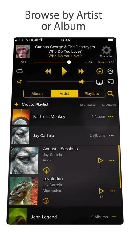 MusicStreamer screenshot-6