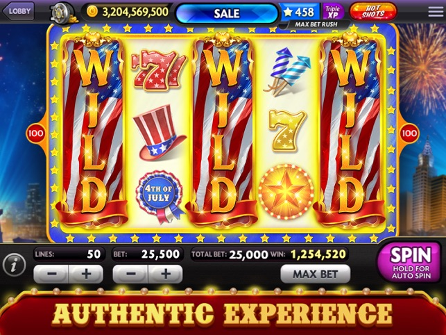 best slot machine apps for android