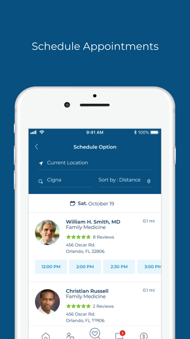 messages.download AdventHealth software