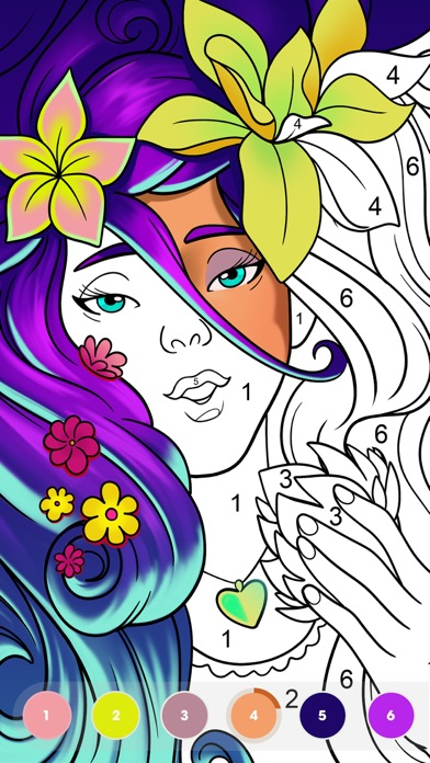 Paint by Number: Coloring Game wiki review and how to guide