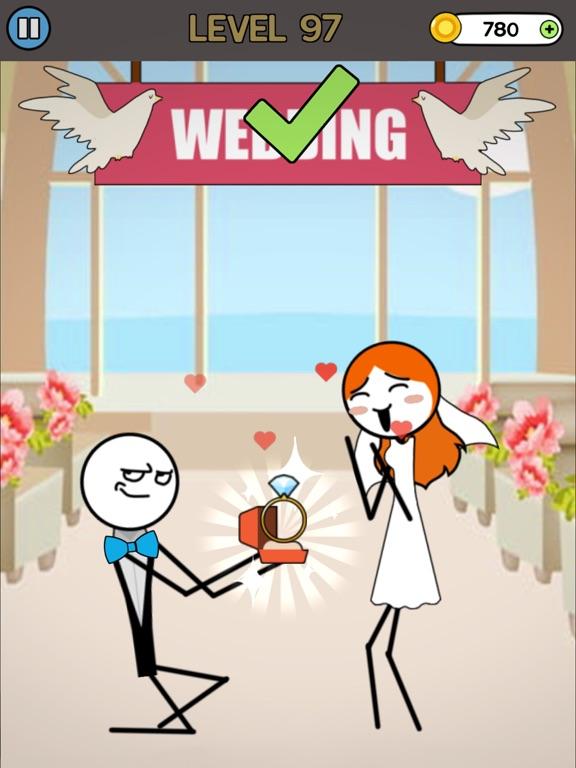 Draw Story: Love the Girl screenshot 6