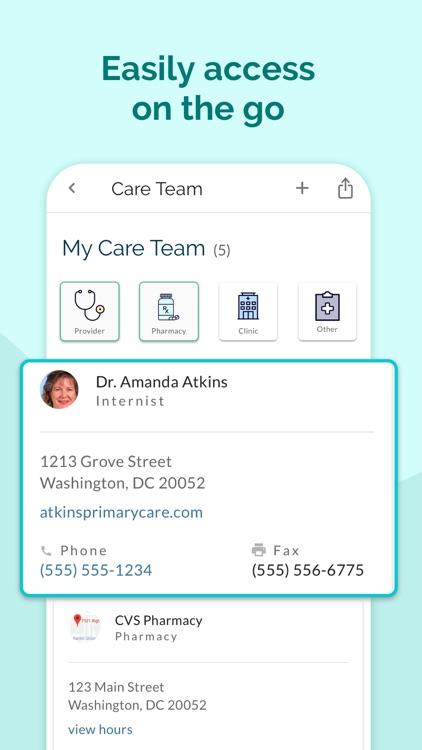 Cix Health screenshot-5