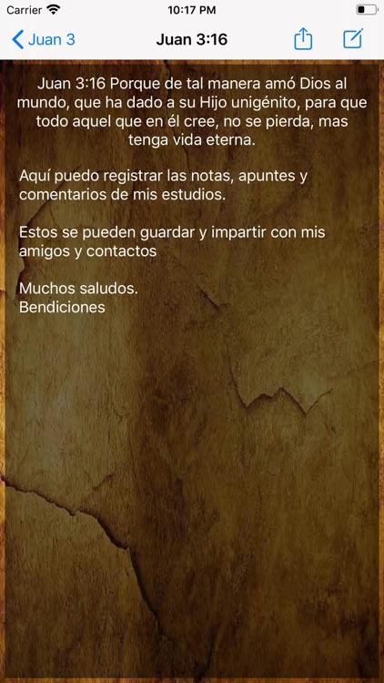 Mi Biblia App screenshot-7