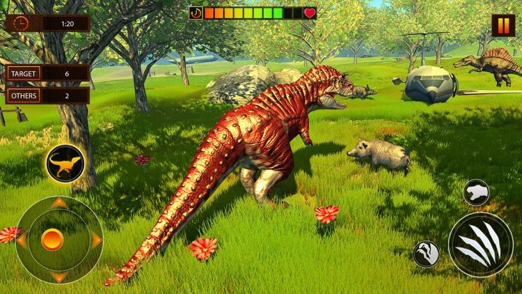 Dino Survival Safari Hunting screenshot-6