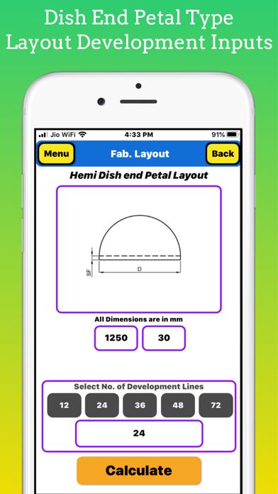 Fabrication Calculator screenshot 8