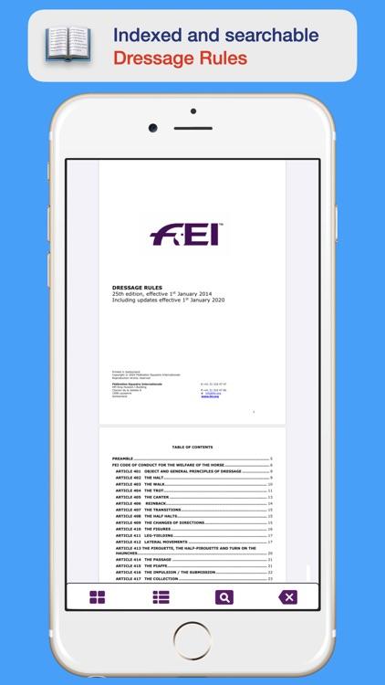 TestPro FEI Dressage screenshot-8