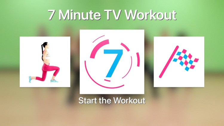 7 Minute TV Workout