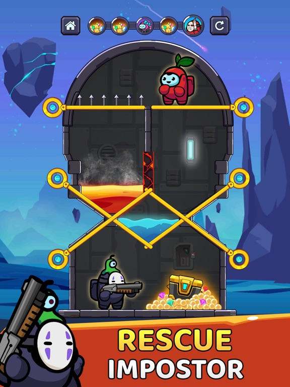 Impostor War - Rescue Impostor screenshot 7