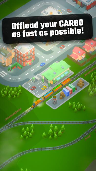 Cargo Rush screenshot 2