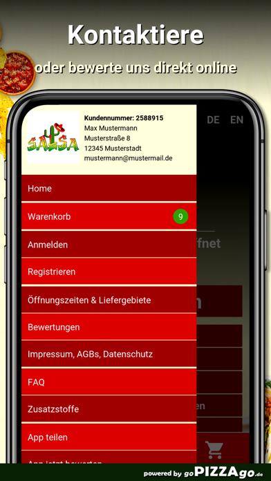 Salsa Mexicana Berlin screenshot 3