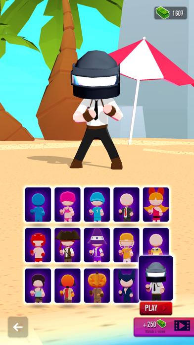 Stickman 3D - Street Gangster screenshot 1