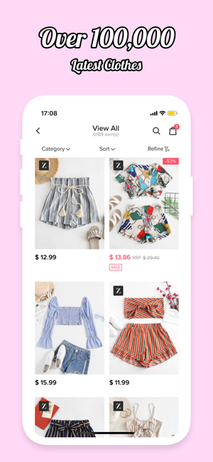 Zaful My Fashion Story On The App Store