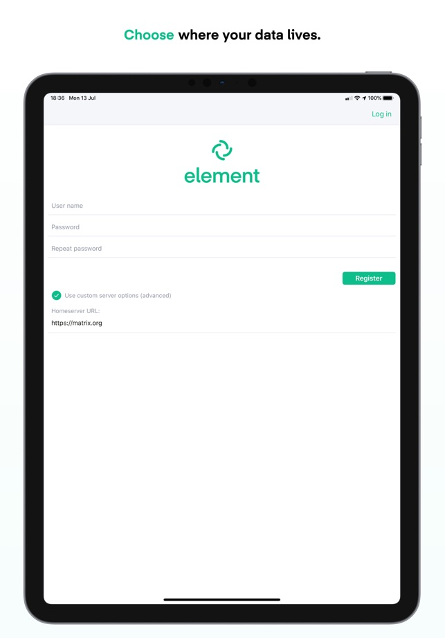 Element Messenger Was Riot On The App Store