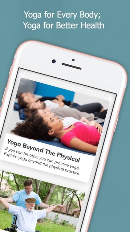 Yoga For Better Health screenshot-7