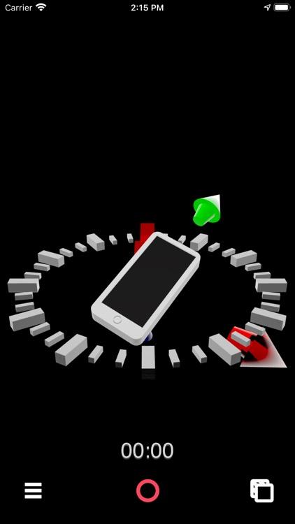Motion Log Plus screenshot-3