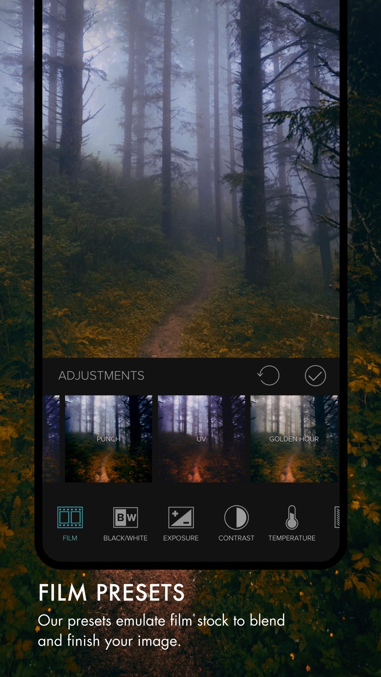 Screenshot do app Mextures