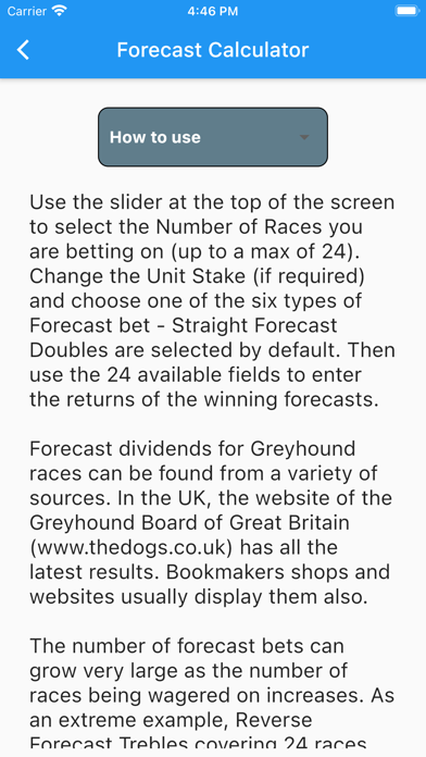 Dog racing games betting calculator best strategy sports betting