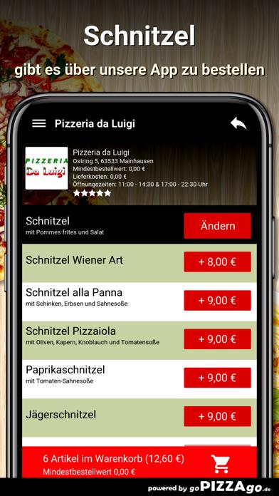 Pizzeria da Luigi Mainhausen screenshot 6