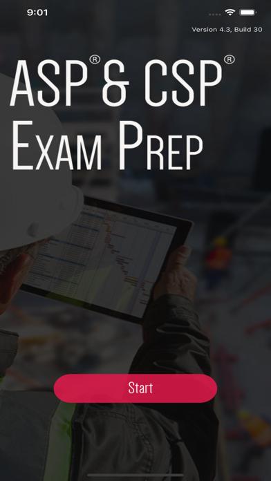 ASP CSP Exam Prep screenshot 1