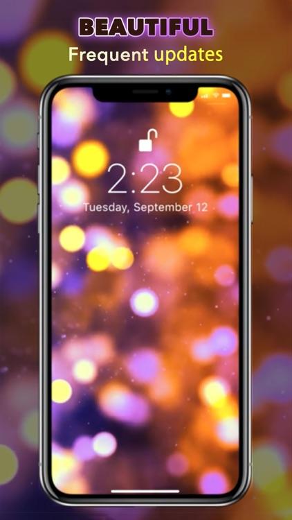 Joy-Live Wallpaper Maker HD screenshot-4