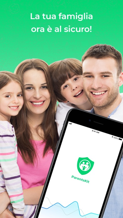 Scarica ParentsKit - Parental Control per PC