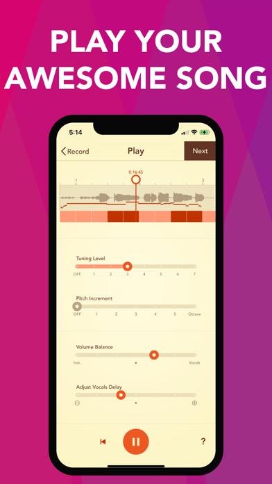 Tunedra - Song Maker screenshot