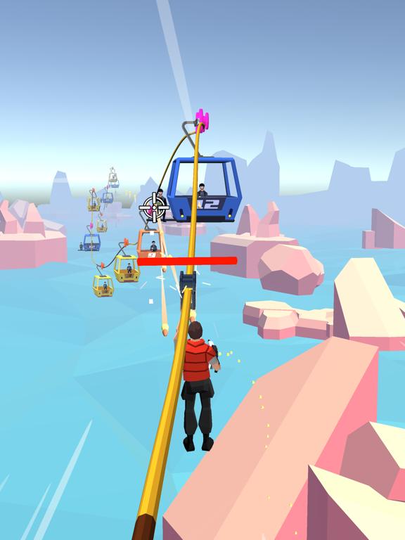 Zip Line Chaser screenshot 7
