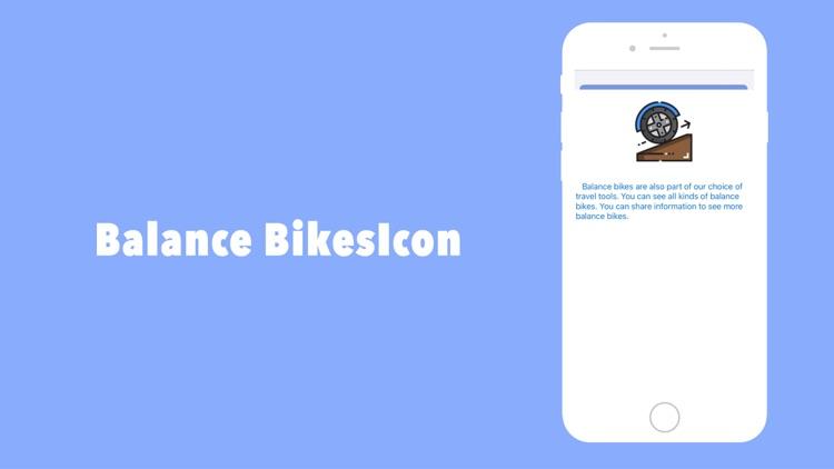 Balance BikesIcon