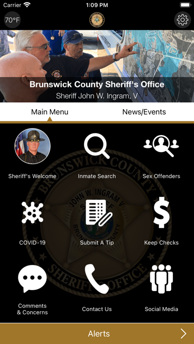 cancel Brunswick County Sheriff app subscription image 1