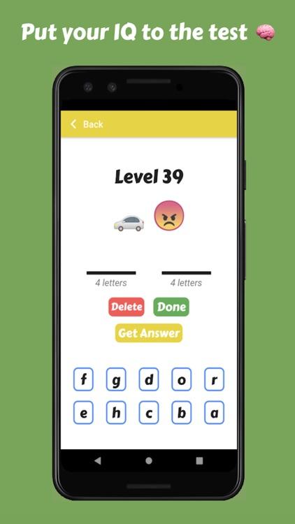 Emoji Code: Test Your IQ