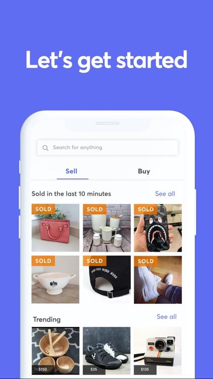Mercari: Your Marketplace screenshot-8