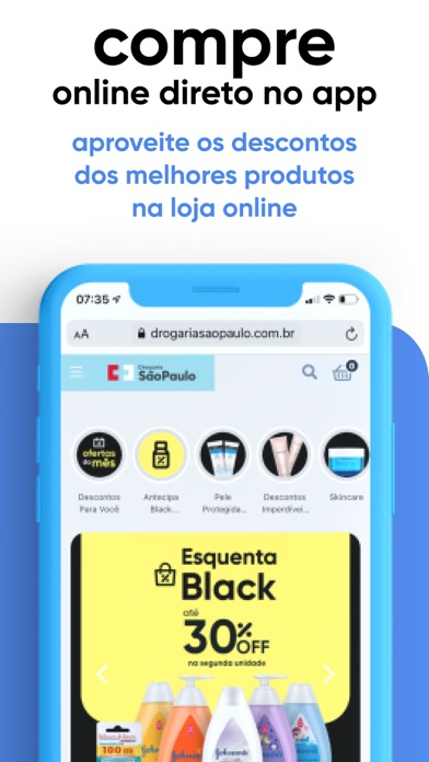 Baixar DrogariaSP - Meu Viva Saúde para Android