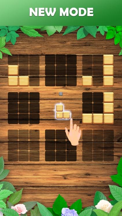 Woodblock Puzzle Block Game screenshot-3