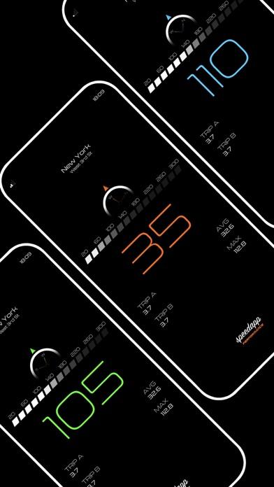 SpeedApp - VelocímetroCaptura de pantalla de2