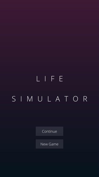 LifeSim - Life Simulator