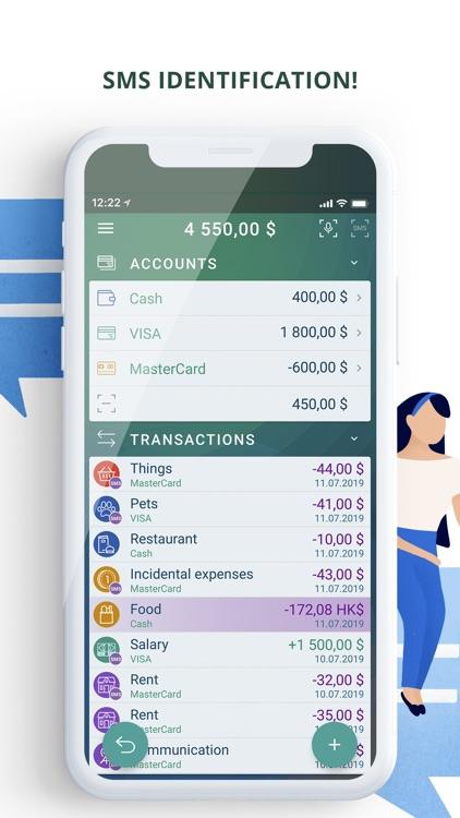 Paymaster: My Spending Tracker