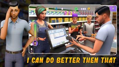 سوبر ماركت التسوق ألعاب 3Dلقطة شاشة3