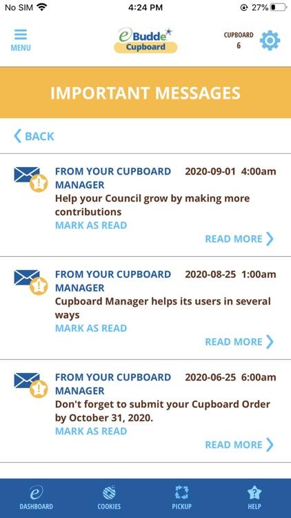 eBudde™ App screenshot-5