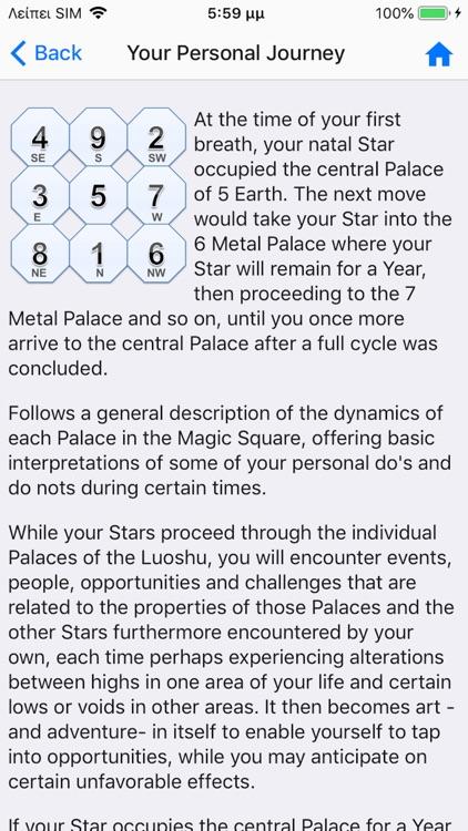 Nine Star Ki Astrology screenshot-9