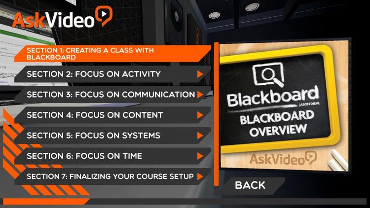Overview for Blackboard Learn