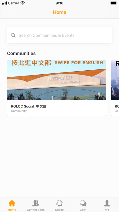 ROLCC SocialScreenshot of 1