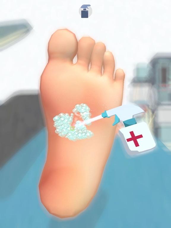 Foot Clinic - ASMR Feet Care screenshot 14