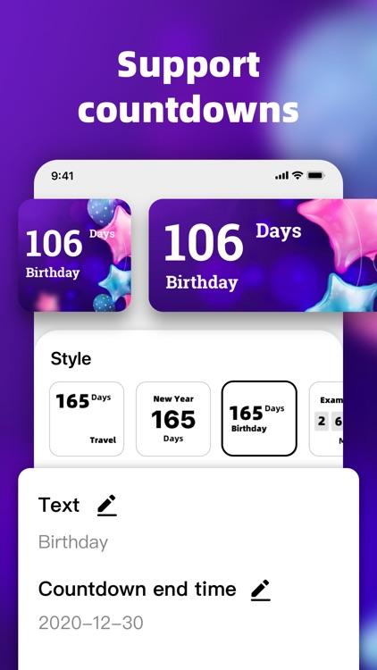 MagicWidgets - Photo Widgets screenshot-3